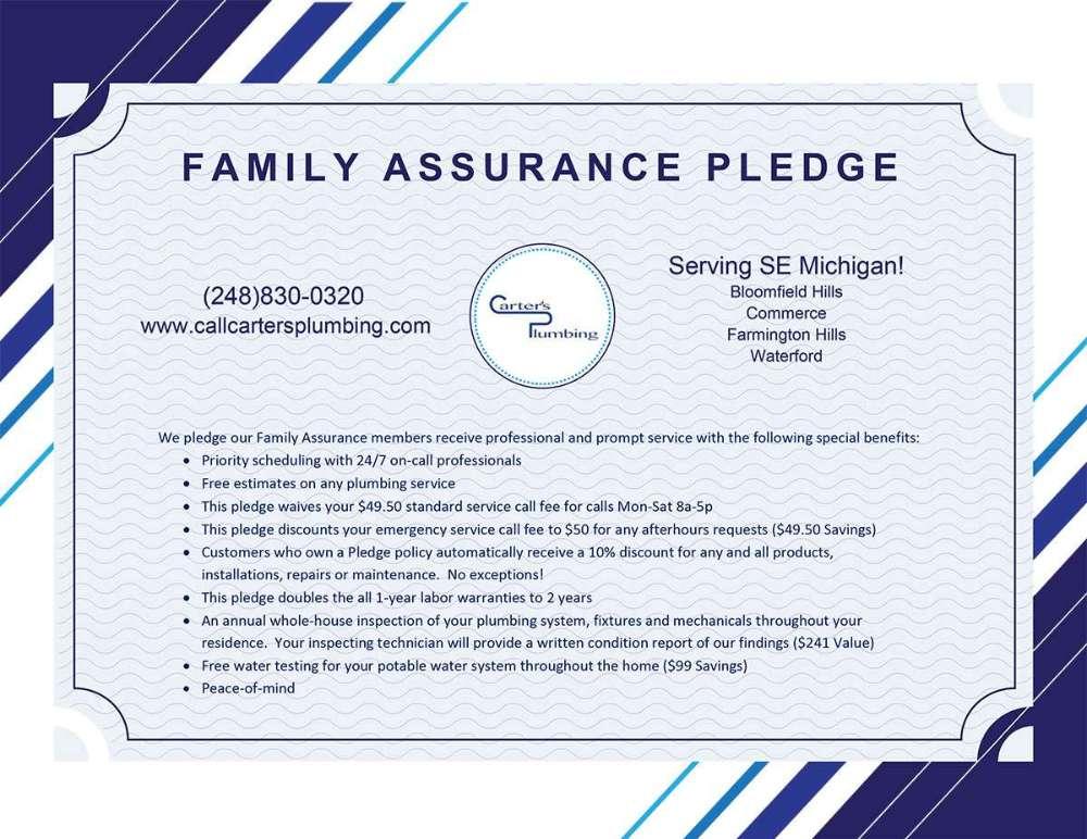 Family-Assurance-Pledge